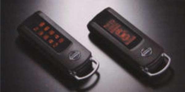 『デュアリス』 純正 KJ10 KNJ10 リモコンエンジンスターター(アンサーバックモデル) パーツ 日産純正部品 無線エンジン始動 リモートスタート ワイヤレス DUALIS オプション アクセサリー 用品