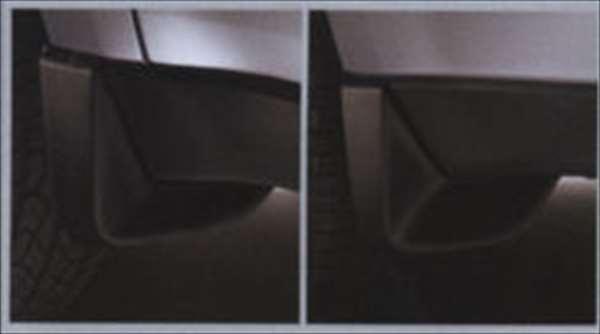 『フォレスター』 純正 SHJ SH5 SH9 スプラッシュボードセット パーツ スバル純正部品 マッドガード 泥除け マットガード Forester オプション アクセサリー 用品