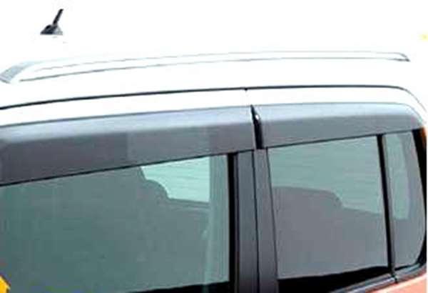 『フレアクロスオーバー』 純正 MS31S アクリルバイザー パーツ マツダ純正部品 FLAIR オプション アクセサリー 用品