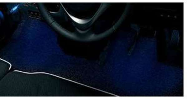 『フレアクロスオーバー』 純正 MS31S フットイルミネーション パーツ マツダ純正部品 FLAIR オプション アクセサリー 用品