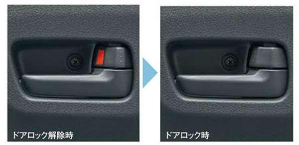 『フレアクロスオーバー』 純正 MS31S オートドアロックシステム ブレーキランプチェッカー機能無 パーツ マツダ純正部品 自動ドア 自動開閉 タクシー FLAIR オプション アクセサリー 用品