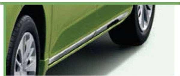 『ジャスティ』 純正 M900F M910F サイドアンダーガーニッシュ(メッキ) パーツ スバル純正部品 メッキ サイドスポイラー エアロパーツ カスタム オプション アクセサリー 用品