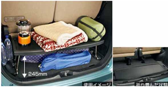 『ノア』 純正 APXGB マルチボード テーブル機能付 パーツ トヨタ純正部品 noa オプション アクセサリー 用品