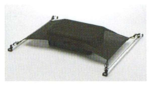 『バモス』 純正 HM1 HM2 スライドレールシステム用のレール&フックキットのラゲッジルームキットのみ パーツ ホンダ純正部品 vamos オプション アクセサリー 用品