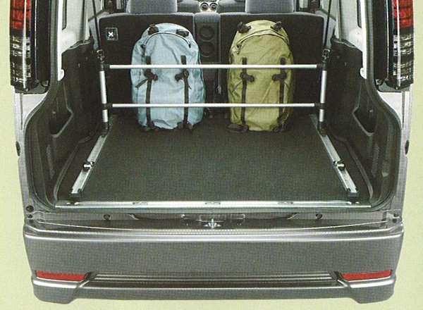 『バモス』 純正 HM1 HM2 スライドレールシステム用のレール&フックキットのパーティションキットのみ パーツ ホンダ純正部品 vamos オプション アクセサリー 用品