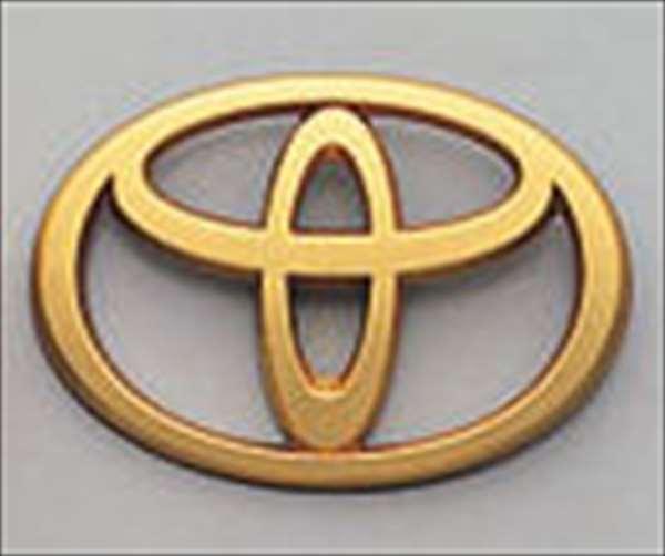 Suzuki Motors Rakuten Global Market Gold Emblem Toyota Celsior