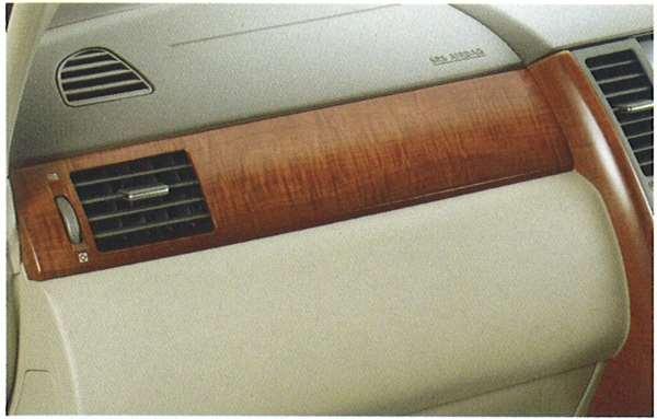 『ティーダラティオ』 純正 SC11 SJC11 SNC11 木目調パネル(ベンチレーター:左右セット) パーツ 日産純正部品 インテリアパネル 内装パネル TIIDA オプション アクセサリー 用品