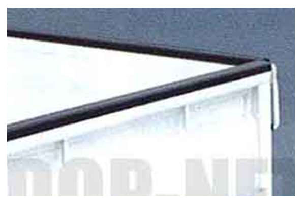 『アトラス』 純正 AKR81 AKR82 ゲートプロテクター(1台分) パーツ 日産純正部品 荷台モール アオリ atlus オプション アクセサリー 用品