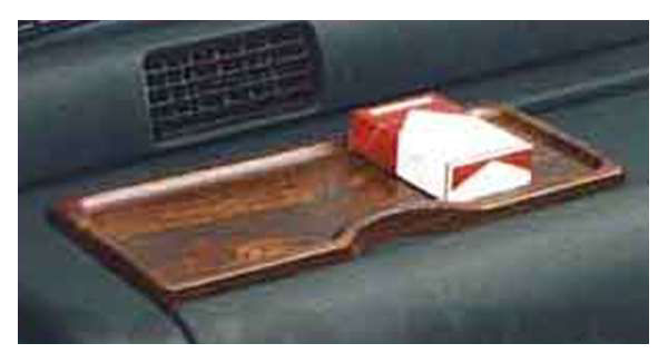 『アトラス』 純正 AKR81 AKR82 インパネトレイ(木目調) パーツ 日産純正部品 atlus オプション アクセサリー 用品