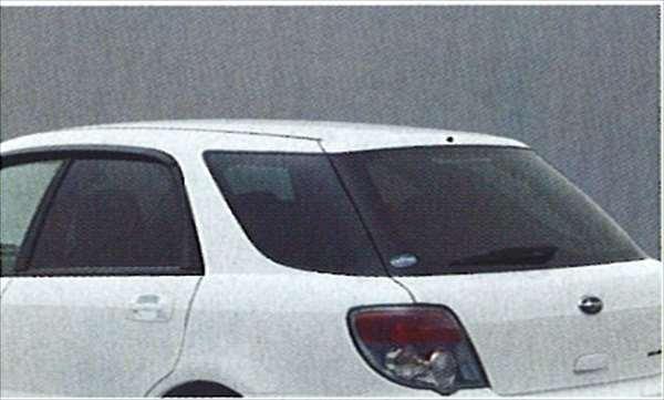 『インプレッサ』 純正 GG2 GG3 GD2 GD3 スモークスクリーンキット(ワゴン用) パーツ スバル純正部品 impreza オプション アクセサリー 用品