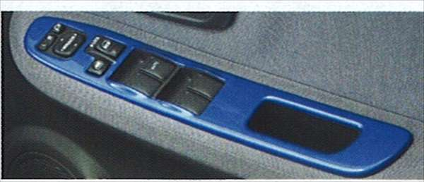 『インプレッサ』 純正 GG2 GG3 GD2 GD3 カラーパネル・ドア(WRブルー・マイカ) パーツ スバル純正部品 impreza オプション アクセサリー 用品