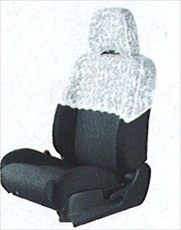 『インプレッサ』 純正 GG2 GG3 GD2 GD3 ハーフカバー SRSサイドエアバッグ付車用 パーツ スバル純正部品 座席カバー 汚れ シート保護 impreza オプション アクセサリー 用品