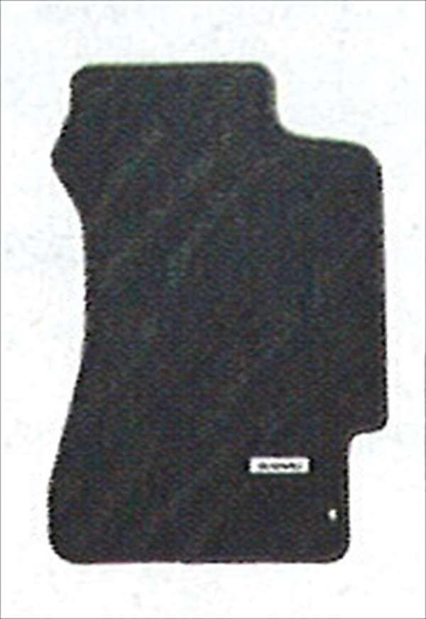 『インプレッサ』 純正 GG2 GG3 GD2 GD3 カーペットマット(ベーシック) パーツ スバル純正部品 フロアカーペット カーマット カーペットマット impreza オプション アクセサリー 用品