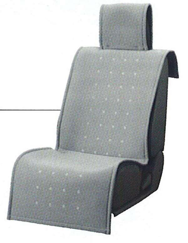 『ティーダ』 純正 HR15 MR18 オールウエザーシートカバー パーツ 日産純正部品 座席カバー 汚れ シート保護 TIIDA オプション アクセサリー 用品