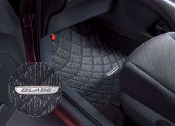 『ブレイド』 純正 AZE156 AZE154 GRE156 フロアマットロイヤルタイプ パーツ トヨタ純正部品 フロアカーペット カーマット カーペットマット blade オプション アクセサリー 用品
