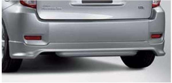 『カローラルミオン』 純正 ZRE152 ZRE151 ZRE154 リヤバンパースポイラー ※廃止カラーは弊社で塗装 パーツ トヨタ純正部品 リアスポイラー リヤスポイラー エアロパーツ RUMION オプション アクセサリー 用品