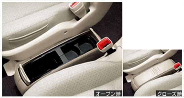 『ポルテ』 純正 NSP141 NCP145 NSP141 コンソールボックス パーツ トヨタ純正部品 porte オプション アクセサリー 用品