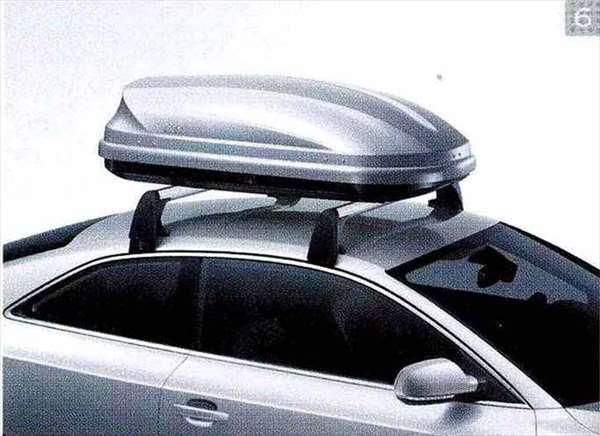 A5・S5 パーツ ラゲッジルーフボックス アウディ純正部品 8TCDNF 8TCGWL オプション アクセサリー 用品 純正 送料無料