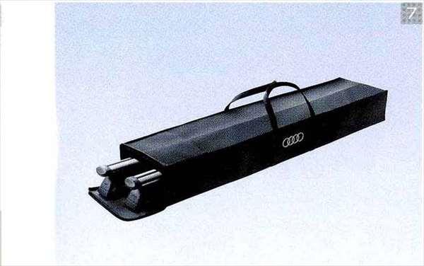 A5・S5 パーツ ルーフバーケース アウディ純正部品 8TCDNF 8TCGWL オプション アクセサリー 用品 純正