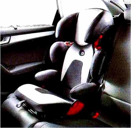 A5・S5 パーツ Audi チャイルドシートヤングスター(G3) アウディ純正部品 8TCDNF 8TCGWL オプション アクセサリー 用品 純正 送料無料