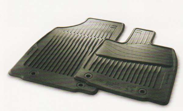 RX パーツ フロントラバーマット(スノータイプ) レクサス純正部品 GYL15W GYL16W GGL15W GGL10W AGL10W オプション アクセサリー 用品 純正 マット