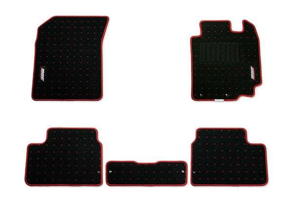 スイフト MSEフロアマット 1台分5枚セット 894551-4800M ZC32S モンスタースポーツ スズキスポーツ