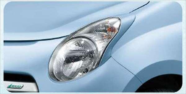 『アルト』 純正 HA35S ヘッドランプガーニッシュ パーツ スズキ純正部品 ヘッドライトパネル 飾り カスタム alto オプション アクセサリー 用品