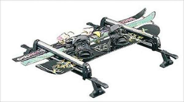 『アルト』 純正 HA35S スキー&スノーボードアタッチメント パーツ スズキ純正部品 キャリア別売り alto オプション アクセサリー 用品