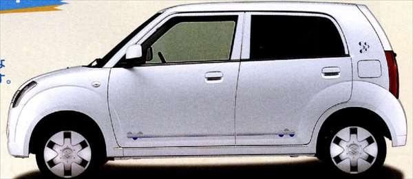 『アルト』 純正 HA24S ストライプテープ(タイプA) 左右セット パーツ スズキ純正部品 ステッカー シール ワンポイント alto オプション アクセサリー 用品