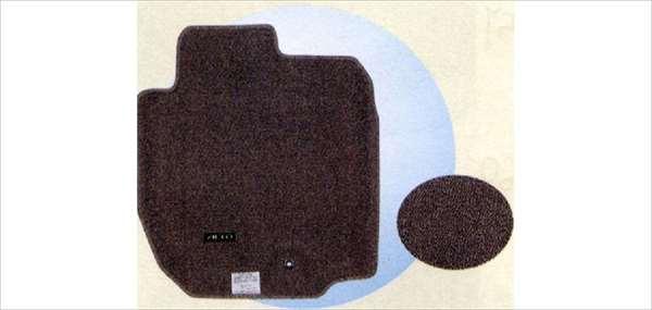 『アルト』 純正 HA24S フロアマットジュータン(プレイン) パーツ スズキ純正部品 フロアカーペット カーマット カーペットマット alto オプション アクセサリー 用品