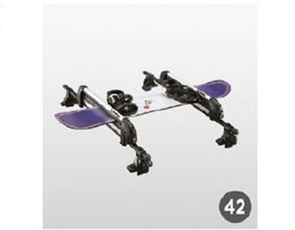 『ムーヴ』 純正 LA150S LA160S スキー/スノーボード アタッチメント(平積み) パーツ ダイハツ純正部品 キャリア別売りキャリア別売り オプション アクセサリー 用品