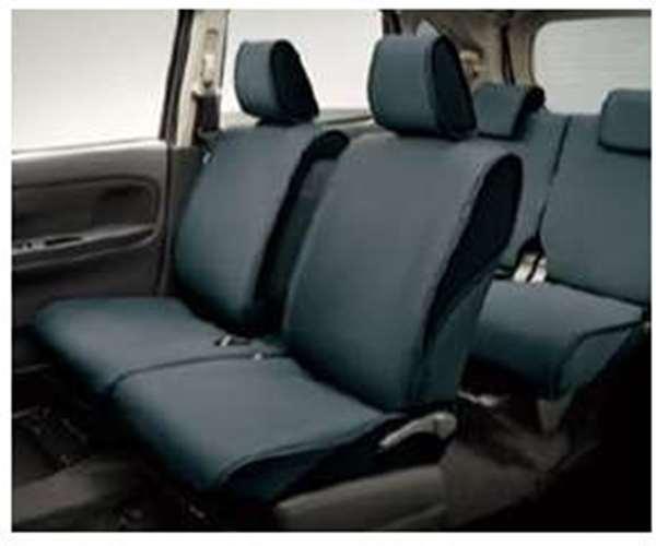 『ムーヴ』 純正 LA150S LA160S 簡単脱着&洗えるシートクロス パーツ ダイハツ純正部品 シートエプロン シートカバー オプション アクセサリー 用品