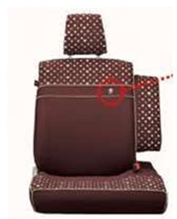 『ムーヴ』 純正 LA150S LA160S シートカバー(ディズニー) パーツ ダイハツ純正部品 座席カバー 汚れ シート保護 オプション アクセサリー 用品