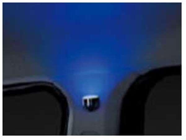 『ムーヴ』 純正 LA150S LA160S センターピラーイルミネーション(2モードタイプ) パーツ ダイハツ純正部品 照明 ライト オプション アクセサリー 用品