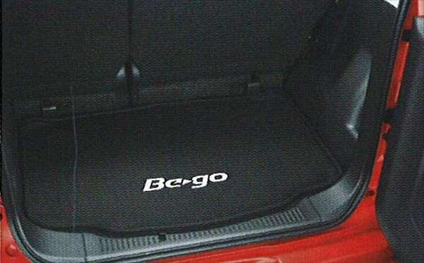 『ビーゴ』 純正 J200 J210 ラゲージソフトトレイ パーツ ダイハツ純正部品 be-go オプション アクセサリー 用品