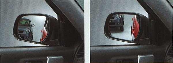 『ビーゴ』 純正 J200 J210 リバースドアミラーコントローラー パーツ ダイハツ純正部品 be-go オプション アクセサリー 用品