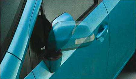 『ブーンルミナス』 純正 M502G M512G オートリトラクタブルミラー パーツ ダイハツ純正部品 boonluminas オプション アクセサリー 用品