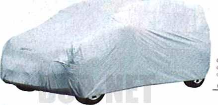 『ブーンルミナス』 純正 M502G M512G ボディカバー(防炎タイプ) パーツ ダイハツ純正部品 カーカバー ボディーカバー 車体カバー boonluminas オプション アクセサリー 用品