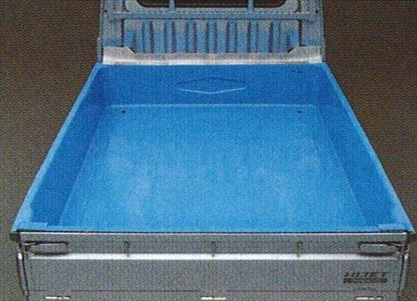 『ハイゼットトラック』 純正 S201 S211 プラスチック荷箱 パーツ ダイハツ純正部品 hijettruck オプション アクセサリー 用品