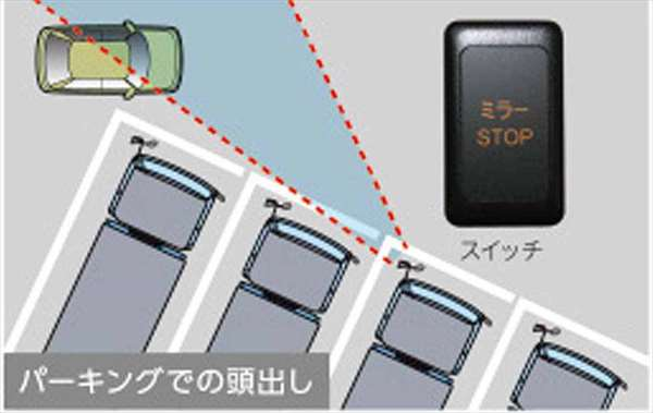『フォワード』 純正 FRR90S2 電動格納ミラー任意停止キット パーツ いすゞ純正部品 オプション アクセサリー 用品