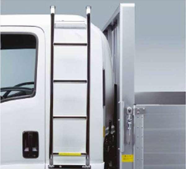 『フォワード』 純正 FRR90S2 ハシゴ (ステンレス) パーツ いすゞ純正部品 オプション アクセサリー 用品