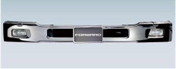 『フォワード』 純正 FRR90S2 メッキフロントバンパー パーツ いすゞ純正部品 オプション アクセサリー 用品