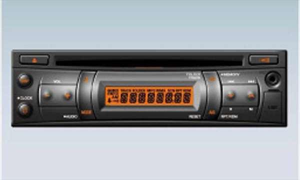 『フォワード』 純正 FRR90S2 CD/USBレシーバー (クラリオン) パーツ いすゞ純正部品 オプション アクセサリー 用品