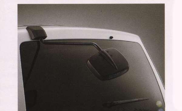 『パジェロ』 純正 V98W V97W V93W リヤアンダーミラー パーツ 三菱純正部品 PAJERO オプション アクセサリー 用品