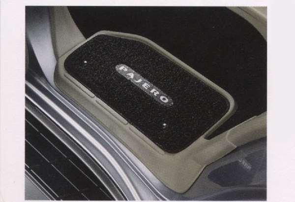 『パジェロ』 純正 V98W V97W V93W 本革グリップカバー パーツ 三菱純正部品 PAJERO オプション アクセサリー 用品