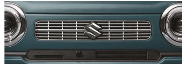 『ハスラー』 純正 MR52S フロントグリル パーツ スズキ純正部品 オプション アクセサリー 用品