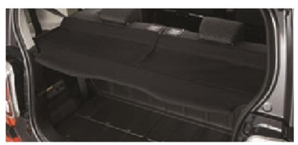 『ハスラー』 純正 MR52S トノカバー パーツ スズキ純正部品 オプション アクセサリー 用品