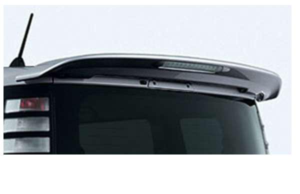 『シエンタ』 純正 NCP81 NCP85 リヤスポイラー 大型 パーツ トヨタ純正部品 ルーフスポイラー リアスポイラー sienta オプション アクセサリー 用品