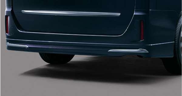 【エスクァイア】純正 ZWR80G ZRR80G リヤバンパースポイラー パーツ トヨタ純正部品 オプション アクセサリー 用品