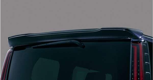 『エスクァイア』 純正 ZWR80G ZRR80G リヤスポイラー パーツ トヨタ純正部品 ルーフスポイラー リアスポイラー オプション アクセサリー 用品